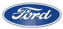"Ford Oval Decal - 17""X8"""