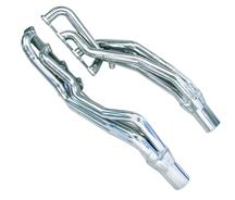 "Mustang Pacesetter Long Tube Headers, 1 5/8"" Primaries, 3"" Collectors Armor Coated (96-04) 4.6 2v"