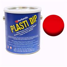 Plasti Dip Sprayable Gallon Red