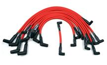 Mustang Livewires  Spark Plug Wire Set Red (86-95) 5.0 5.8