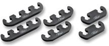 Plug Wire Separator Set w/ Ford Logo Black (79-95)