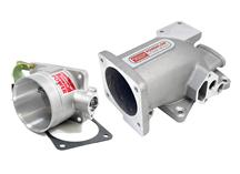 96-04 MUSTANG GT 4.6L 2V PROFESSIONAL PRODUCTS SATIN INTAKE PLENUM AND SATIN 70MM THROTTLE BODY KIT