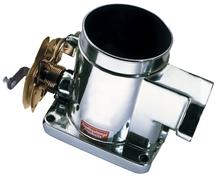 Mustang Professional Products 75mm Throttle Body Polished (86-93) 5.0