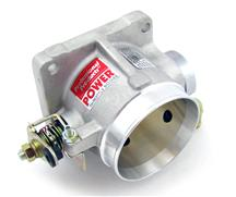 Mustang Professional Products 75mm Throttle Body Satin (86-93) 5.0