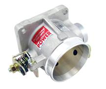 Mustang Professional Products 65mm Throttle Body Satin (86-93) 5.0