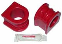 Mustang Prothance 34mm Front Sway Bar Bushings Red (05-14)