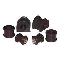 Prothane Urethane 18mm Rear Sway Bar Bushing Set Red (05-14)