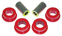 Mustang Prothane Rear Panhard Bar Bushings for Stock Bar Red (05-14)