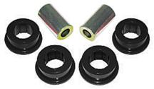 Mustang Prothane Rear Panhard Bar Bushings for Stock Bar Black (05-14)
