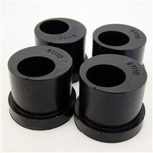 Mustang Prothane Offset Steering Rack Bushings (85-04)
