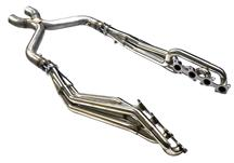 Mustang Pypes Long Tube Stainless Headers w/X Pipe (11-14) 5.0