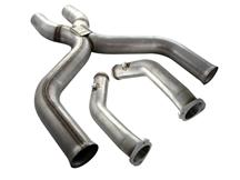 "Mustang Pypes 3"" Off Road H-Pipe For Stock Manifold Or Shorty Headers (11-14) 5.0"