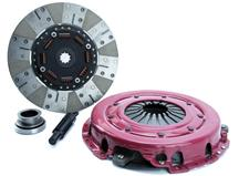 "Mustang Ram 11"" Powergrip HD Clutch Kit V6 (94-04)"
