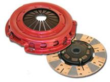 "Mustang Ram Powergrip Hd Clutch Kit 11""  10 Spline (05-10)"