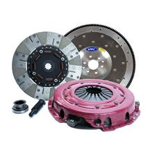 Mustang Ram Powergrip HD Clutch Kit w/ Billet Alum. Flywheel (2015) 3.7