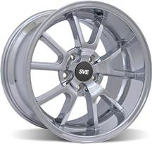 Mustang Fr500 Wheel - 18X10 Chrome (05-15)