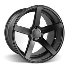 Mustang Rovos Durban Wheel - 18x10.5 Satin Black (94-04)