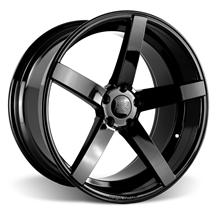 Mustang Rovos Durban Wheel - 20x10 Gloss Black (05-16)