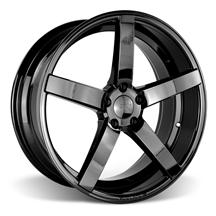 Mustang Rovos Durban Wheel - 20x8.5 Gloss Black (05-16)