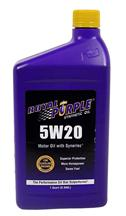Royal Purple 5w20 Synthetic Engine Oil