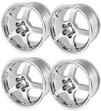 "Mustang Roush Wheel Kit - 18x10"" Kit (05-14)"