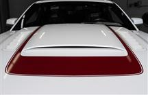 Mustang Roush Hood Scoop Kit W/Grille Insert And Hardware (10-12)