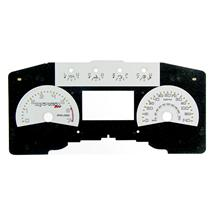 SVT Raptor White Face Gauge Kit (11-14)