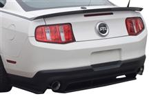 Mustang RTR Rear Valance & Splitter Assembly (10-12)