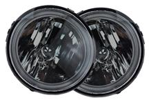 Mustang SVE GT Smoked Halo Fog Lights (05-09)