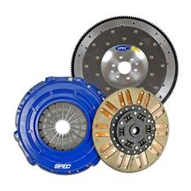 Mustang Spec Stage 2 Clutch Kit w/ Billet Alum. Flywheel (2015) 3.7