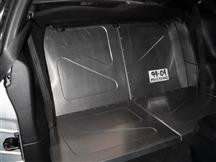 Mustang Scott Rod Rear Seat Delete Aluminum (94-04) Coupe
