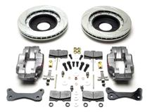 F-150 SVT Lightning SSBC 4 Piston Front Brake Kit Red (99-04)
