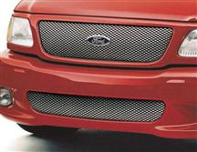SVT Lightning Street Scene Upper & Lower Speed Grille Kit (01-04)