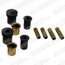 1983-93 Mustang Steeda Front Control Arm Bushings, Offset Polyurethane