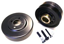 Mustang Steeda Underdrive Pulley Kit (05-10) 4.6 3V