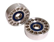 Mustang Steeda  Idler And Tensioner Pulley Kit Billet (11-14)