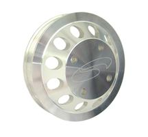 Mustang Steeda Billet Water Pump Pulley (11-14)