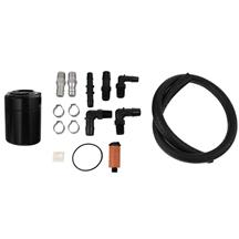Mustang Steeda Billet Oil Separator Black (2015)