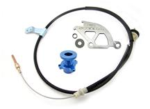 Mustang Steeda  Adjustable Clutch Cable Kit (96-04)