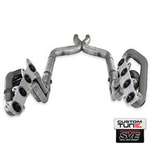 "Mustang Stainless Power 1 7/8"" Headers, Off Road X-Pipe & SVE Tune (11-14)"