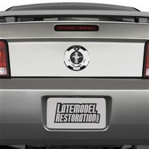 Mustang 3rd Brake Light Decal (05-09)