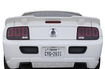 Mustang SVE Taillight Decal Flat Black (05-09)