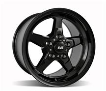 Mustang SVE Drag Wheel 15X10 Gloss Black (94-04)