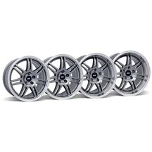 Mustang SVE Anniversary Wheel Kit - 18x9/10 Anthracite (94-04)