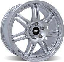 1994-04 Mustang Chrome SVE Anniversary Wheel - 18X9