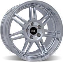 1994-04 Mustang Chrome SVE Anniversary Deep Dish Wheel - 18X10