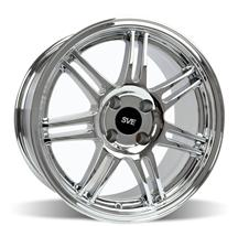 Mustang SVE Anniversary Wheel - 17x9 Chrome (79-93)
