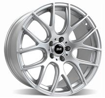 Mustang SVE  Drift Wheel - 19X9.5 Silver (05-14)