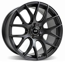 Mustang SVE  Drift Wheel - 19X9.5 Flat Black (05-15)