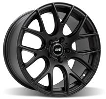 Mustang SVE  Drift Wheel - 18X9 Flat Black (05-15)